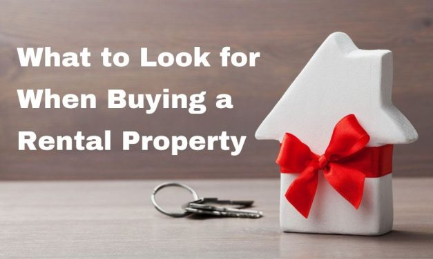 What to Look for When Buying a Rental Property