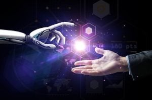 AI and human interactions