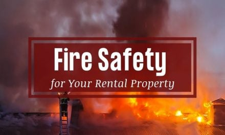 Fire Safety for Your Rental Property