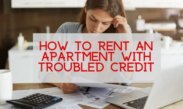 How to Rent an Apartment with Troubled Credit