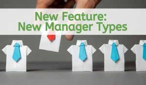 New Manager Types