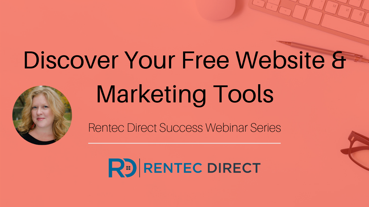 free website and marketing tools