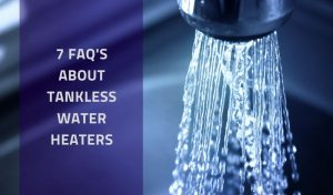 tankless water heater questions answered