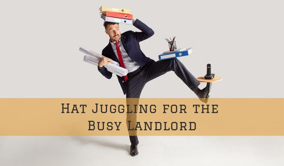 Hat Juggling for the Busy Landlord