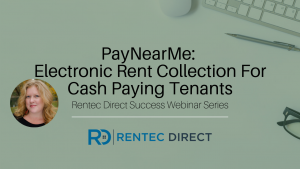 electronic cash payments