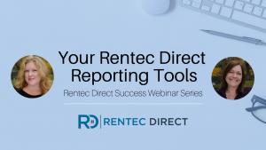 rentec direct reporting tools