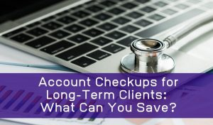 account checkup