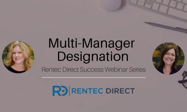 Webinar Recap: Multi-Manager Designation