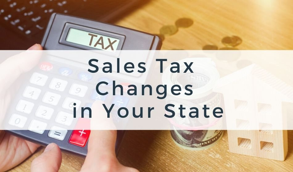 Sales Tax Changes in Your State for Property Management Software