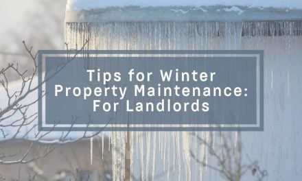 Tips for Winter Property Maintenance: For Landlords
