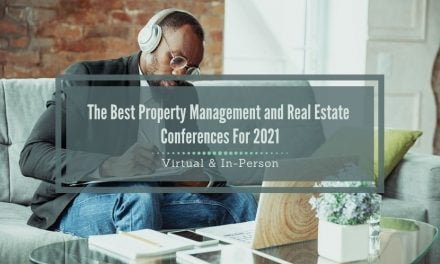 The Best Property Management and Real Estate Conferences for 2021