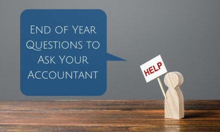 Bookkeeping Reminders and End of Year Questions to Ask Your Accountant