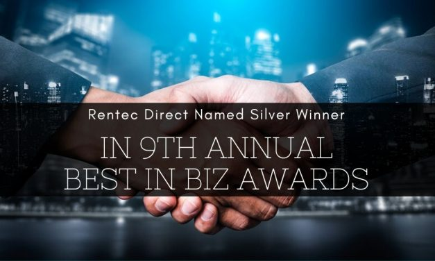 Rentec Direct Named Silver Winner in 9th Annual Best in Biz Awards