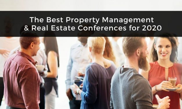 The Best Property Management and Real Estate Conferences for 2020
