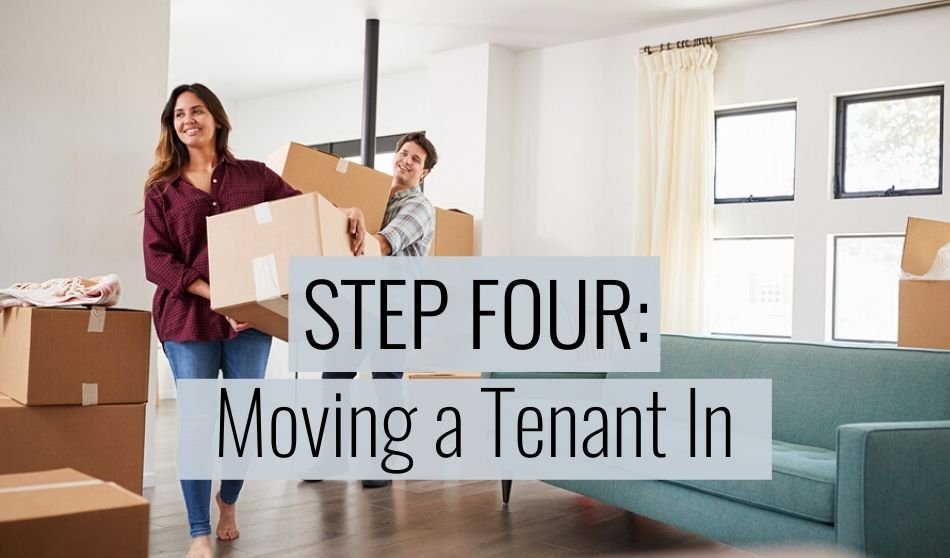 Moving a Tenant In