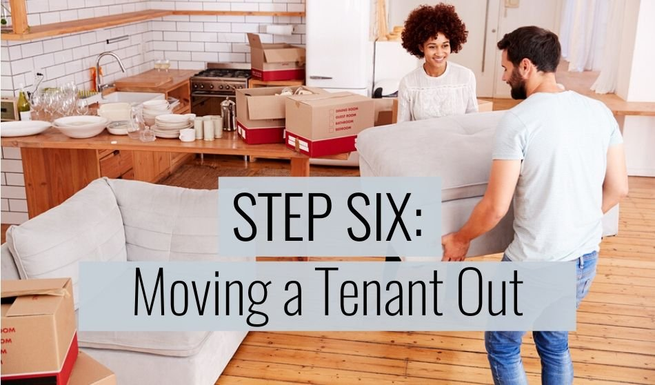 moving a tenant out