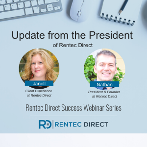 Webinar Recap: 2020 Update From The President of Rentec Direct