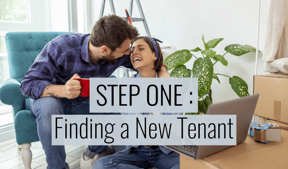Finding a new tenant