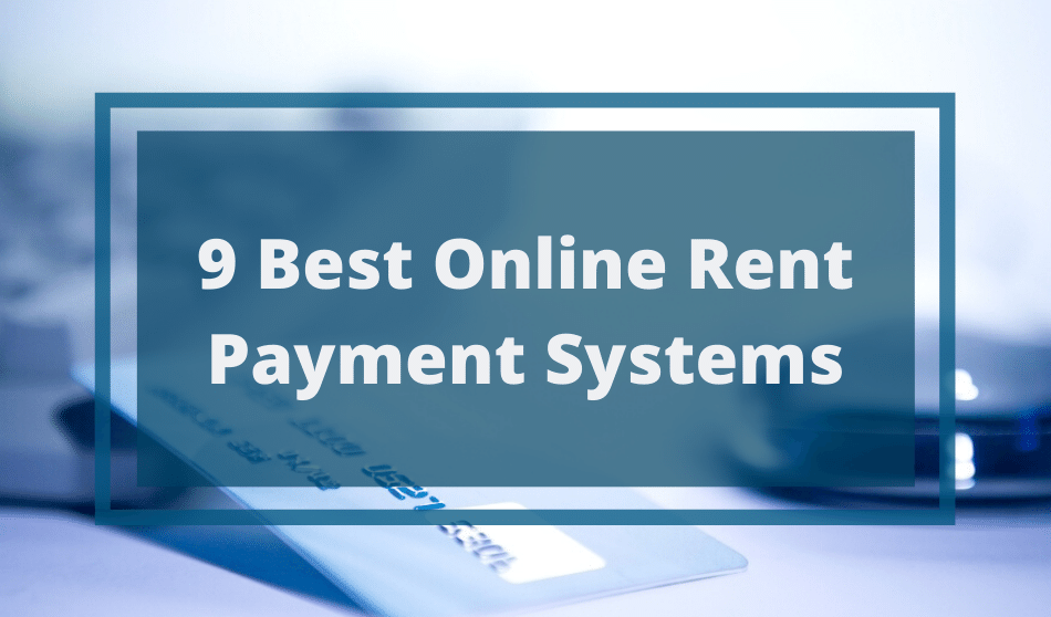 9 best online rent payments