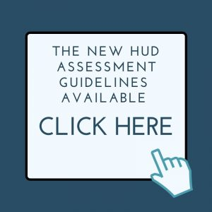 Clickable Button to New HUD Assessment Guidelines Link