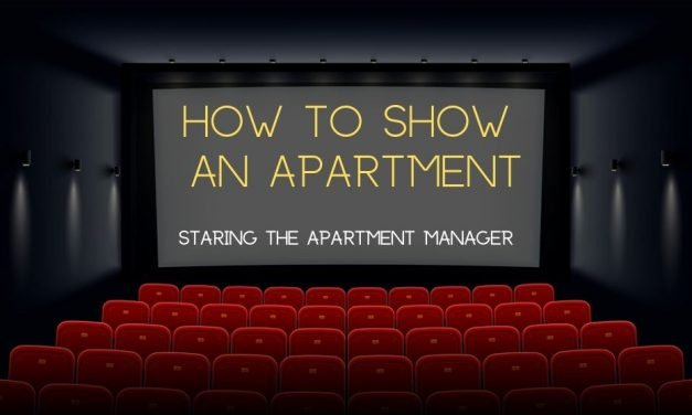 How to Show an Apartment