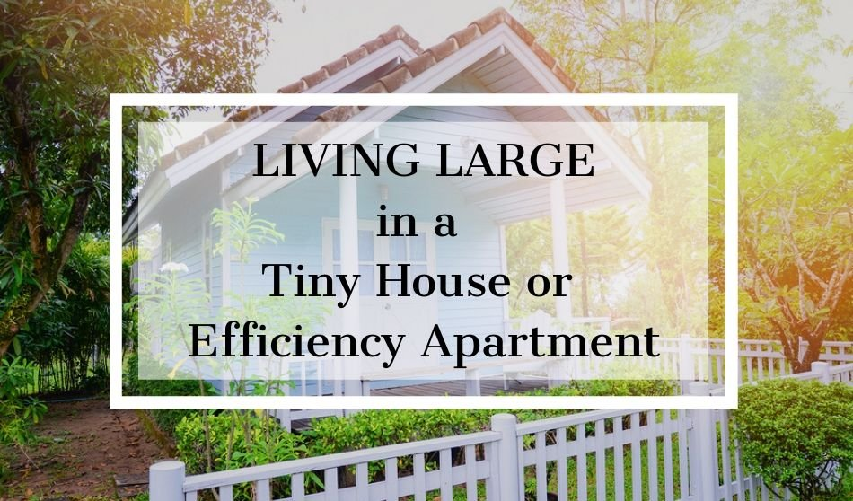 Rental Trends: Living Large in a Tiny House or Efficiency Apartment