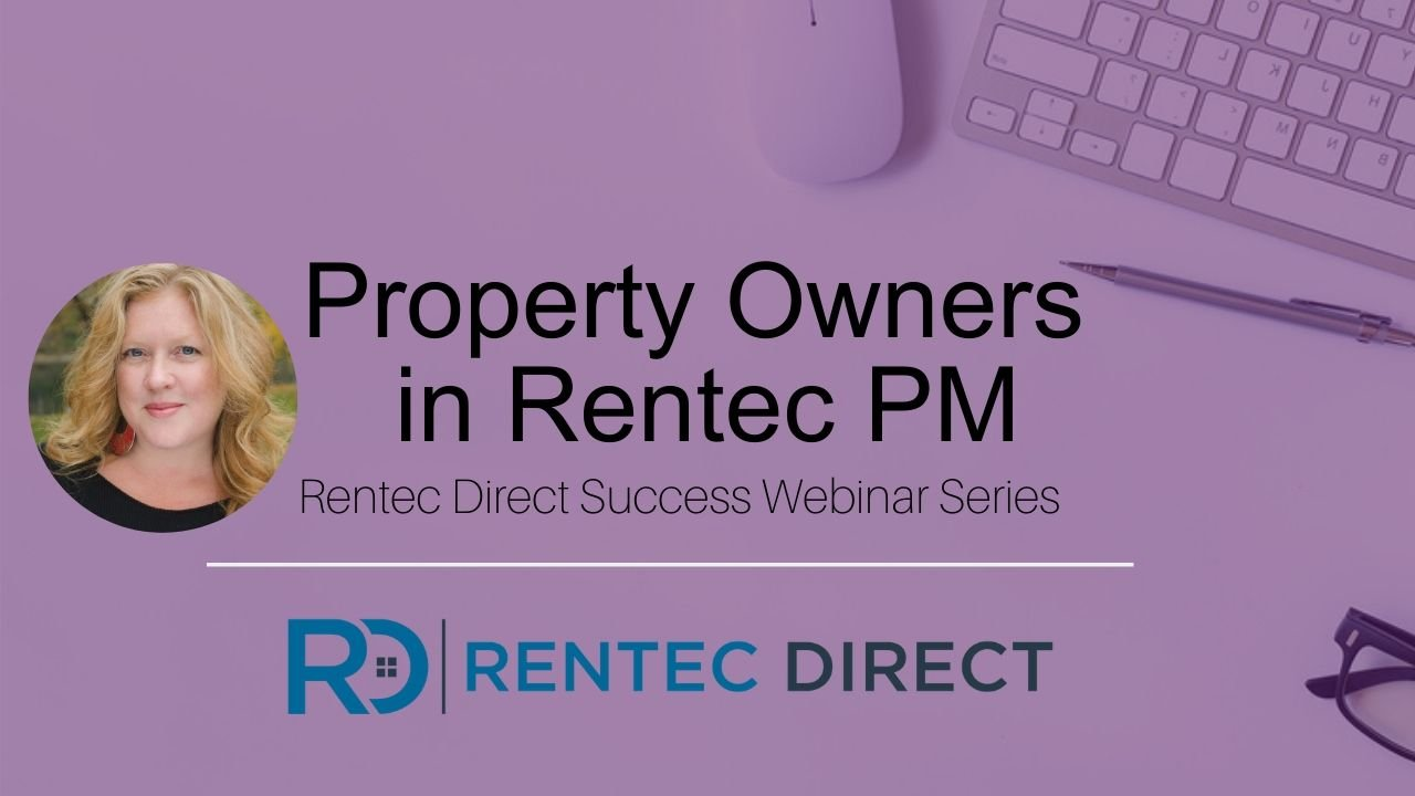 property owners in Rentec PM