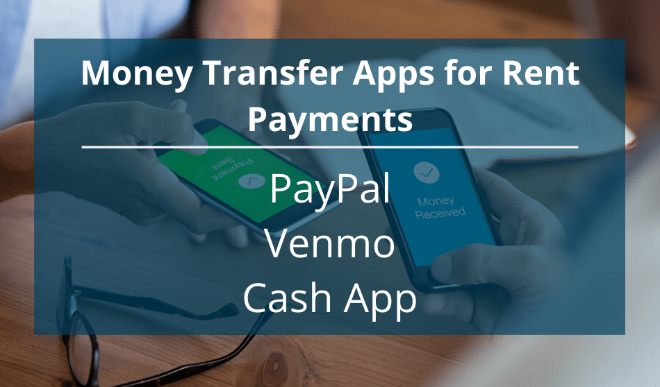 money transfer app for rent payment