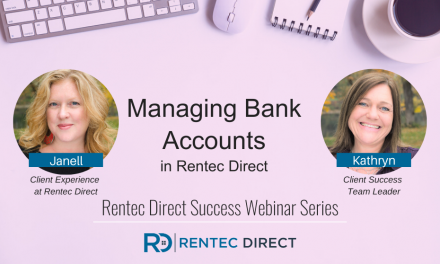 Webinar Recap: Managing Bank Accounts