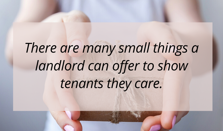 landlords care