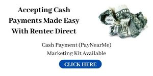 Cash Payments PayNearMe Marketing Materials Link