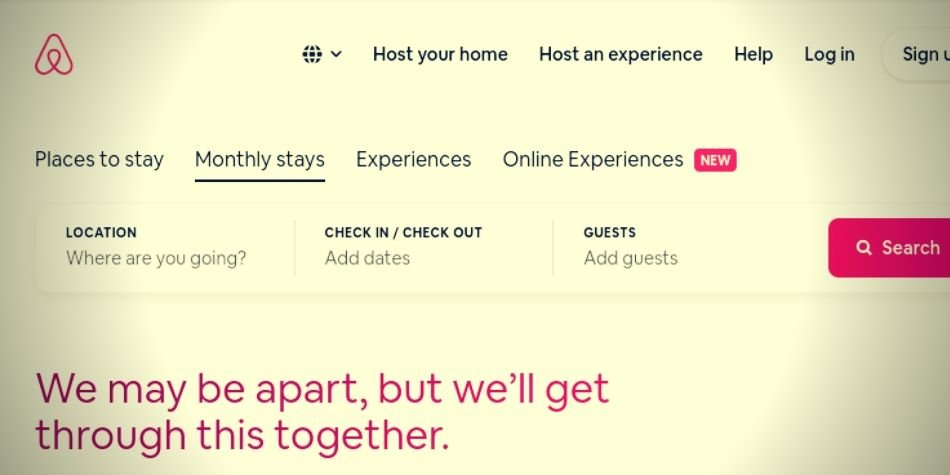 Airbnb Monthly and Extended Stays