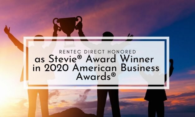Rentec Direct Honored as Stevie® Award Winner in 2020 American Business Awards®