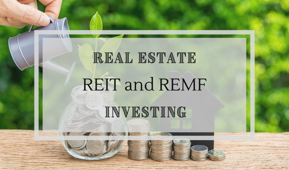Real Estate Investing Options | REIT and REMF Explained