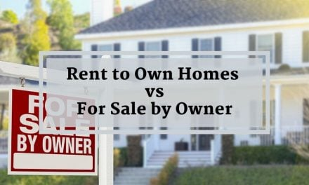 Rent to Own vs For Sale by Owner