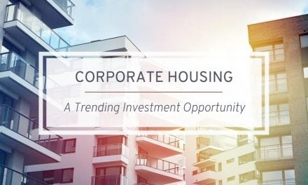 Corporate Housing | A Trending Investment Opportunity