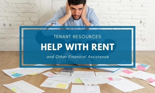 Tenant Resources | Help with Rent and Other Financial Assistance
