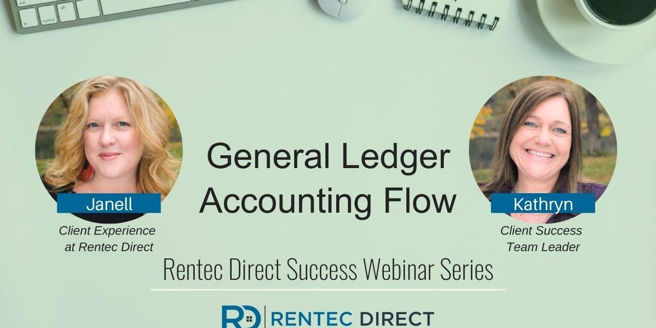 Webinar Recap: General Ledger Accounting Flow