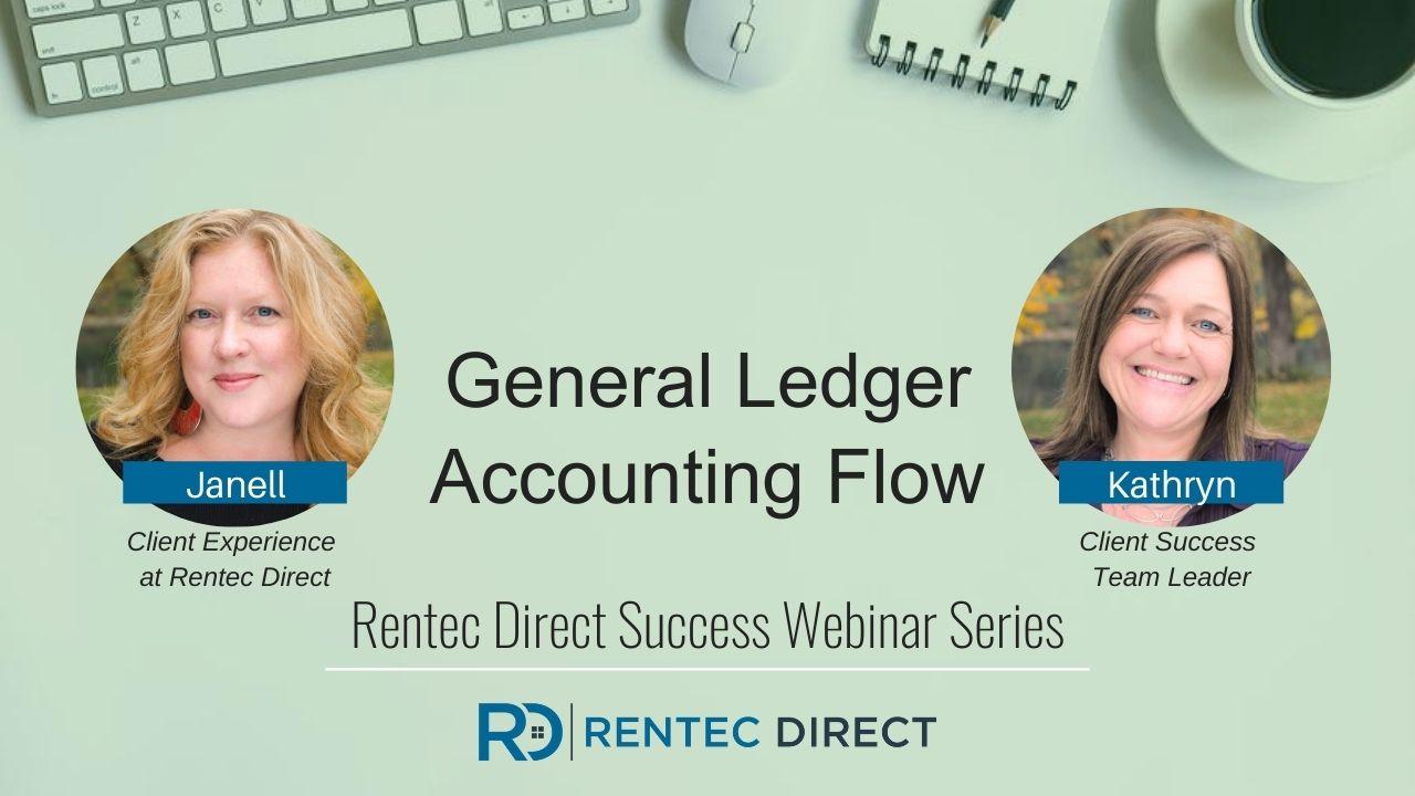 General Ledger Accounting Rentec Direct