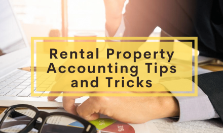 Rental Property Accounting Tips and Tricks for Landlords and Property Managers