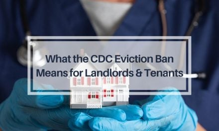 What the CDC Eviction Ban Means for Landlords and Tenants