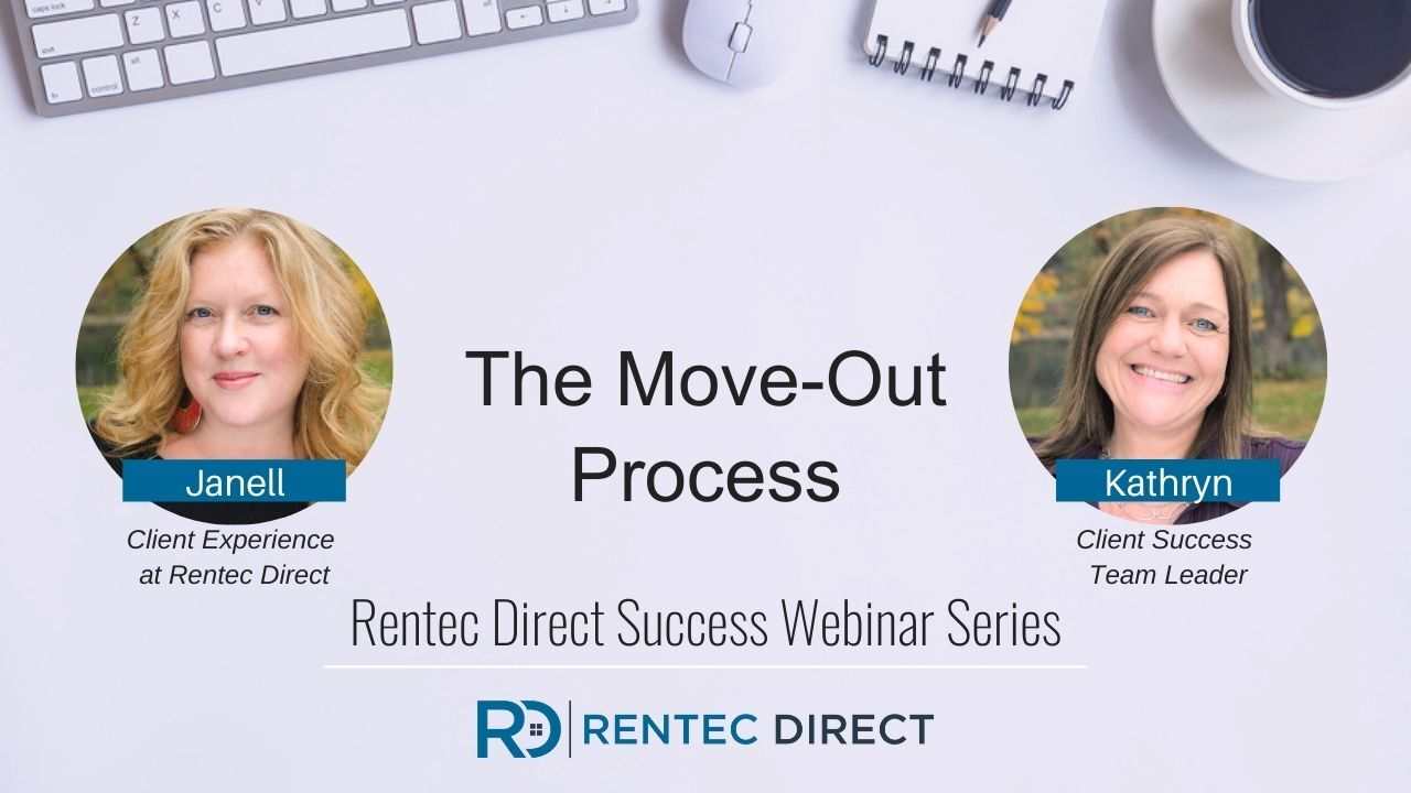 the move-out process