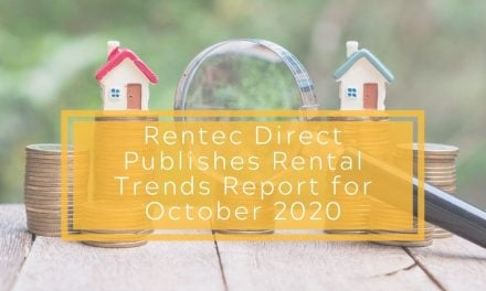Rentec Direct Publishes Rental Trends Report for October 2020