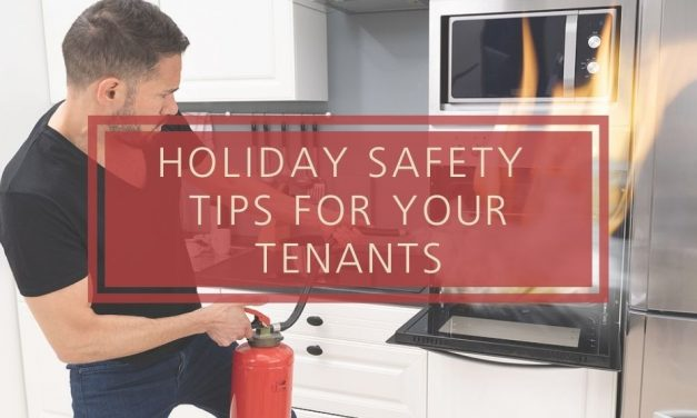 Holiday Safety Tips for Your Tenants
