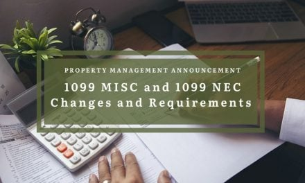 1099 NEC and 1099 MISC Changes and Requirements for Property Management