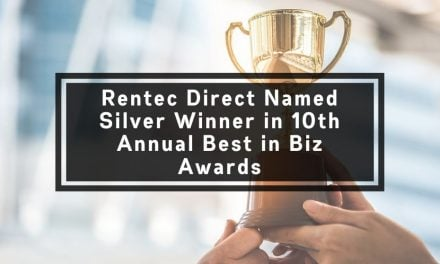 Rentec Direct Named Silver Winner in 10th Annual Best in Biz Awards