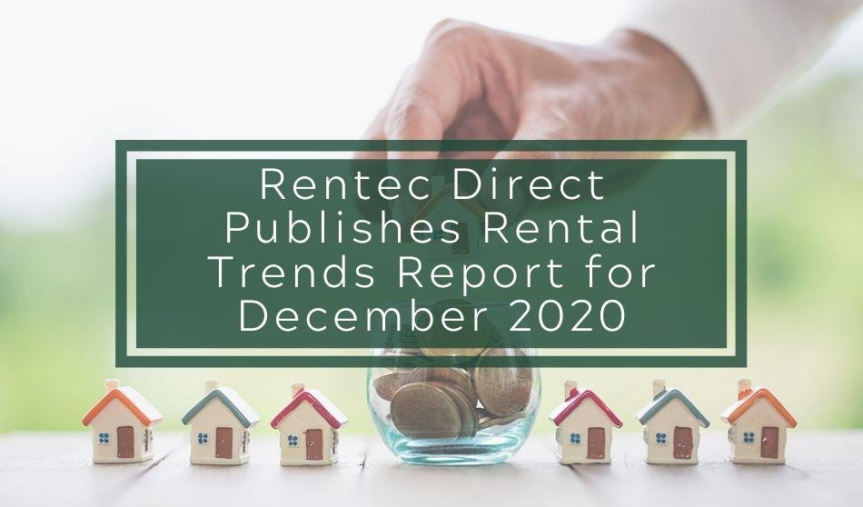 Rental Trends Report December 2020