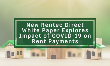 New Rentec Direct White Paper Explores Impact of COVID-19 on Rent Payments