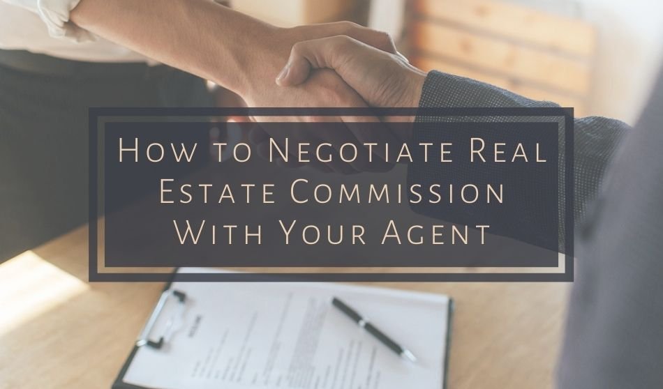 how to negotiate commission