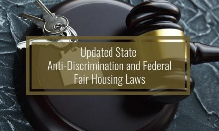 In the News | Updated State Anti-Discrimination and Federal Fair Housing Laws